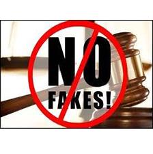 No fake 2