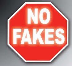No fake 3